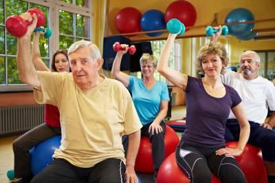 Фитнес и возраст