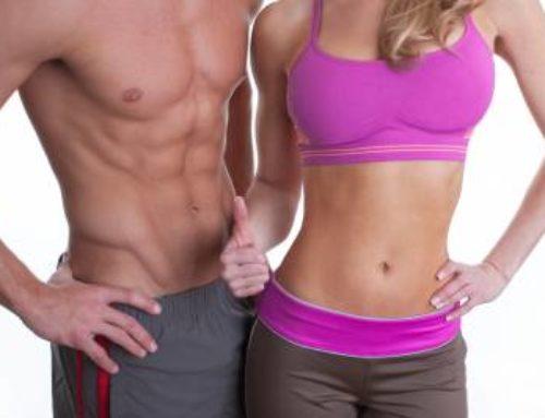 Как накачать пресс и грудные мышцы