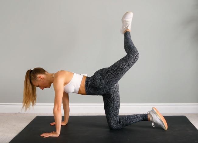 Укрепление внутренних мышц бедра